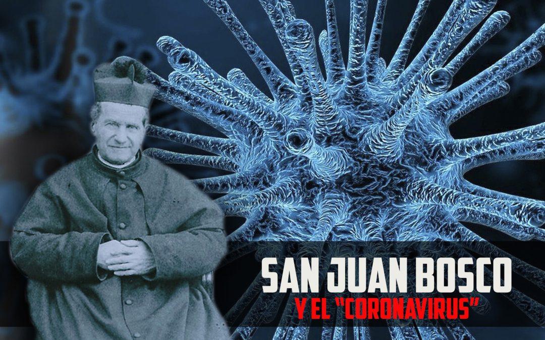 Don Bosco ante el Coronavirus